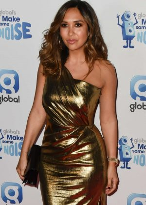 Myleene Klass - Global Radio's Make Some Noise Charity 2018 in London