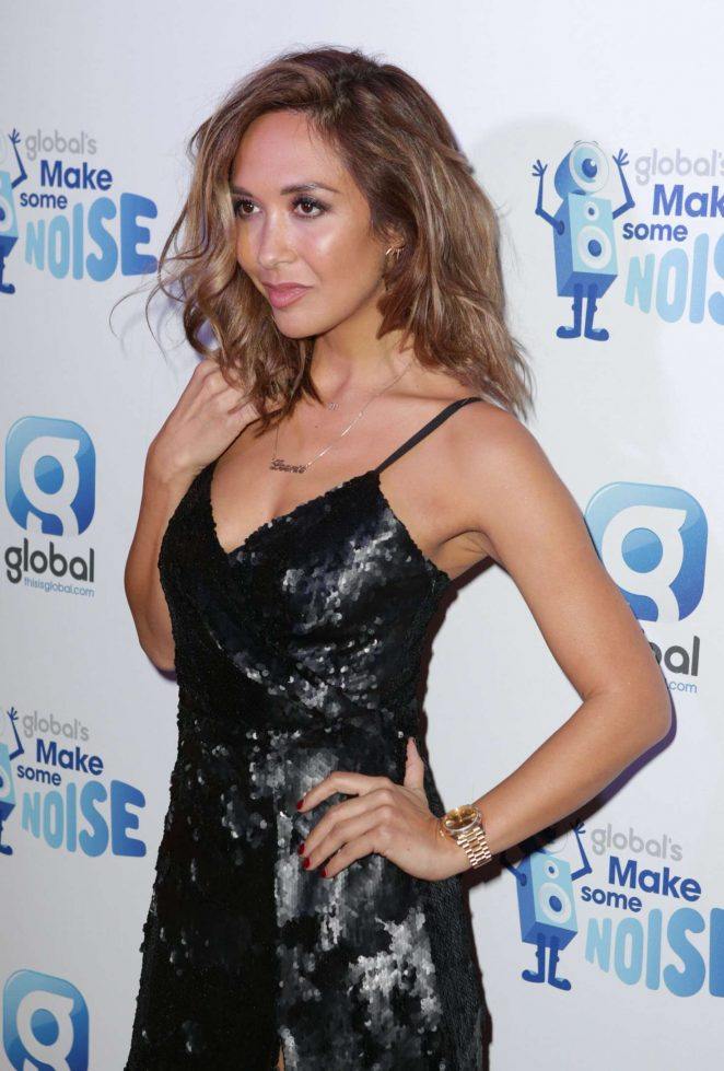 Myleene Klass - Global's Make Some Noise Night Gala in London