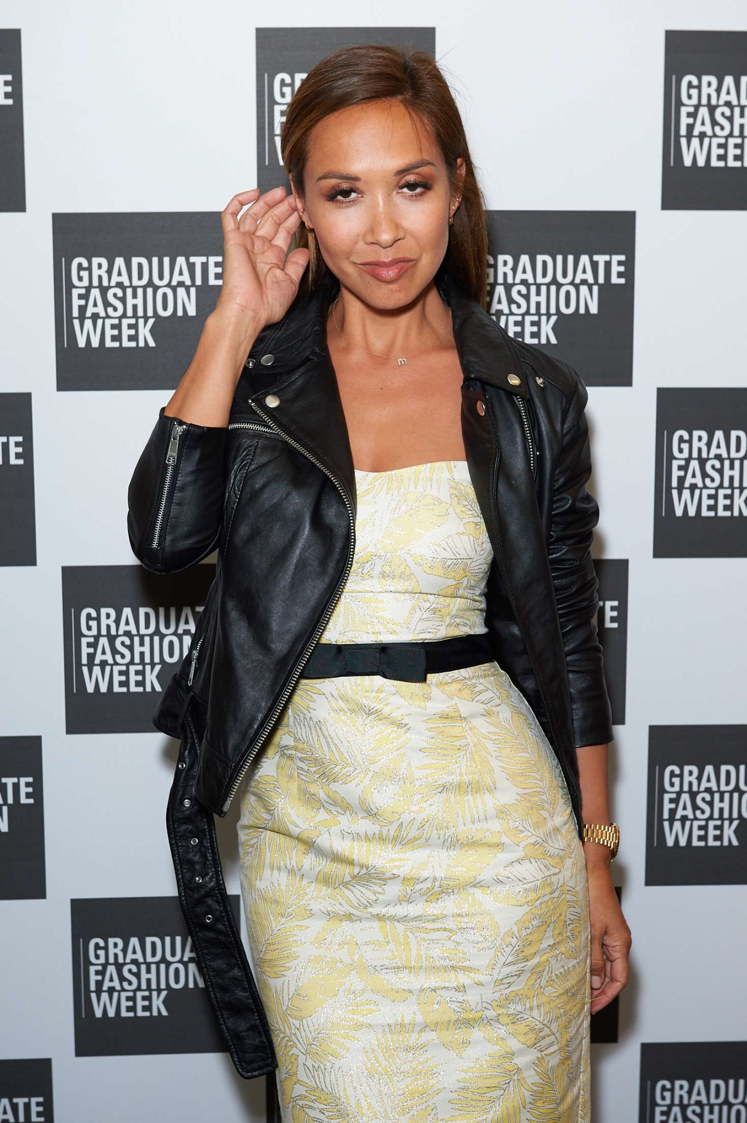 Alisha Klass Photos myleene klass: graduate fashion awards in london -13 | gotceleb