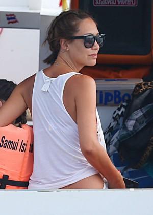 Myleene Klass in Bikini -09