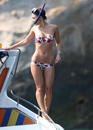 Myleene Klass in Bikini -14