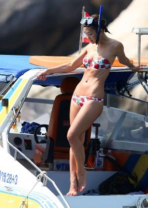 Myleene Klass in Bikini -28