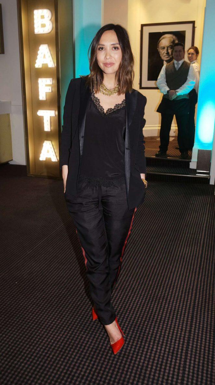 Myleene Klass - InterTalent's Launch Celebration at BAFTA in London