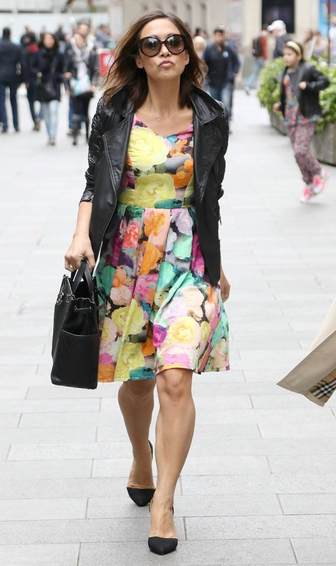 Myleene Klass - Leaving Smooth FM in London