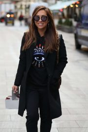 Myleene Klass - Leaving Smooth Radio in London