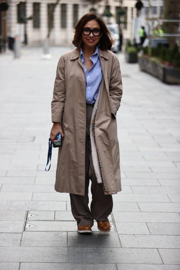 Myleene Klass - Out in London