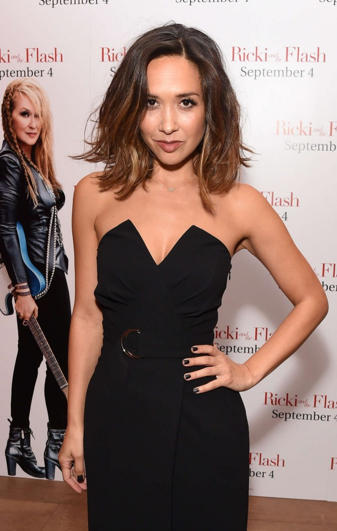Myleene Klass - 'Ricki And The Flash' Premiere in London