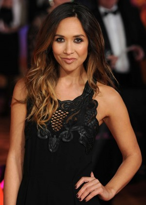 "Myleene Klass - Royal Performance & Premiere of ""The Second Best Exotic Marigold Hotel"" in London"