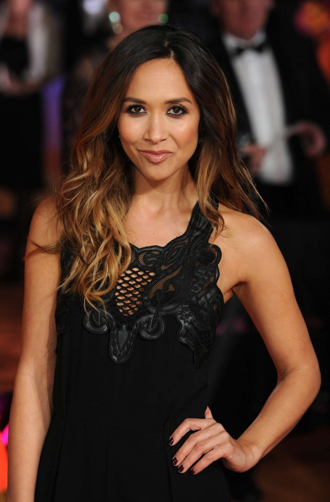 """Myleene Klass - Royal Performance & Premiere of """"The Second Best Exotic Marigold Hotel"""" in London"""