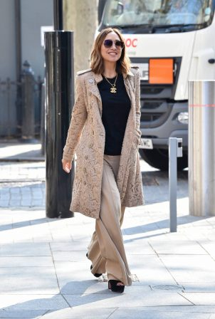 Myleene Klass - Smooth radio show arriving in London
