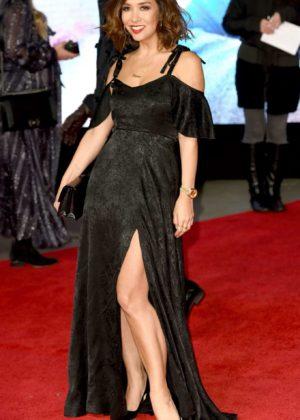 Myleene Klass - 'Star Wars: The Last Jedi' Premiere in London