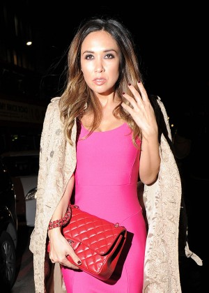 Myleene Klass - The Sun: Bizarre Party 2015 in London