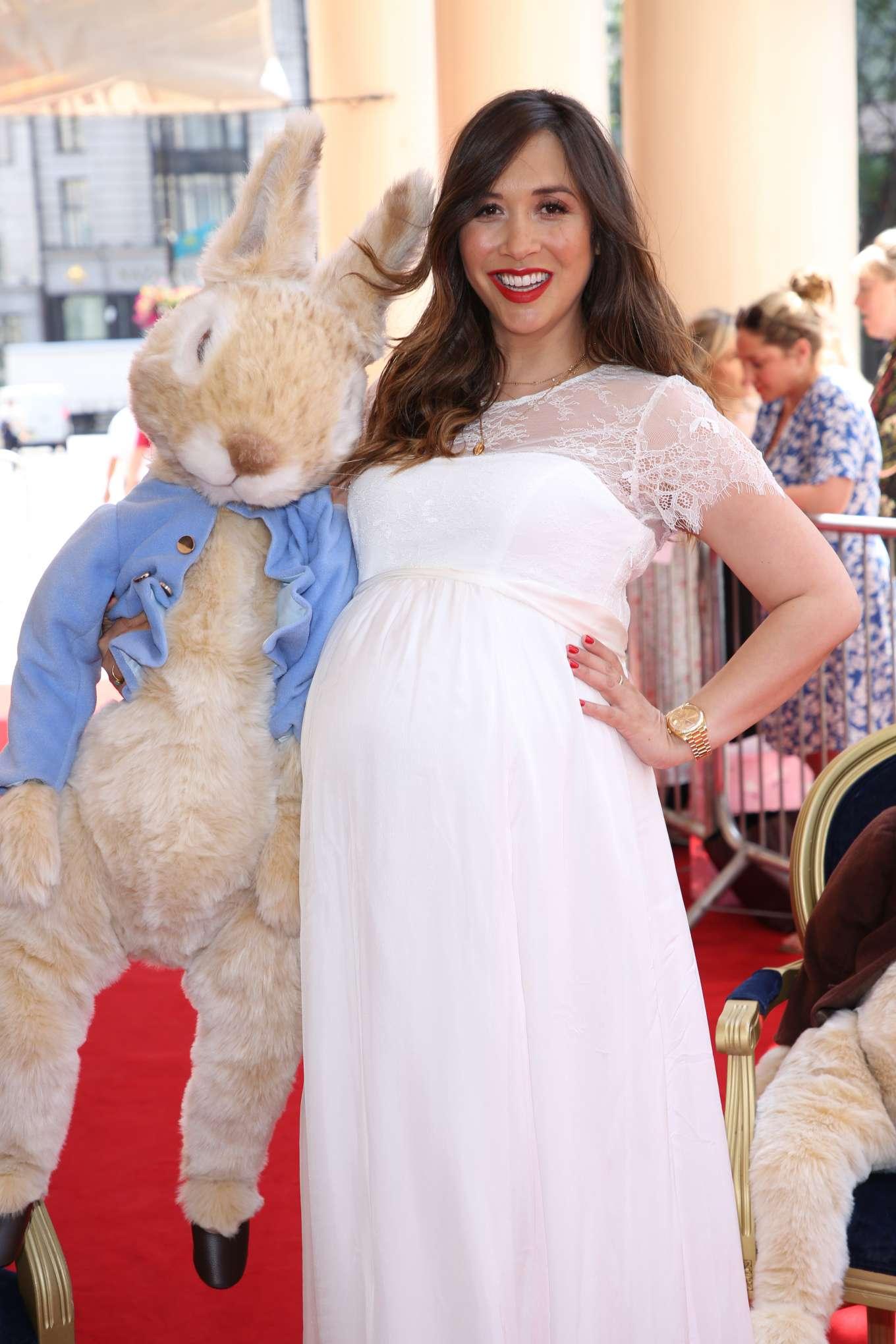 Myleene Klass - 'Where is Peter Rabbit' Press Day in London