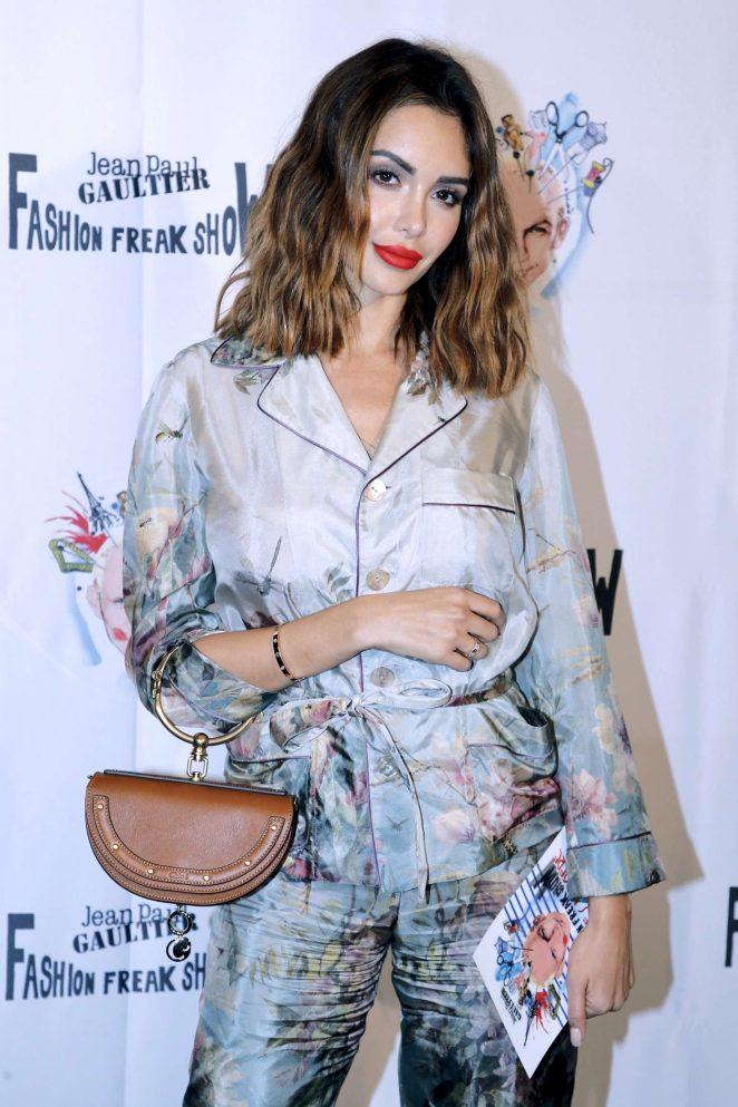 Nabilla Benattia – Fashion Freak Show in Paris
