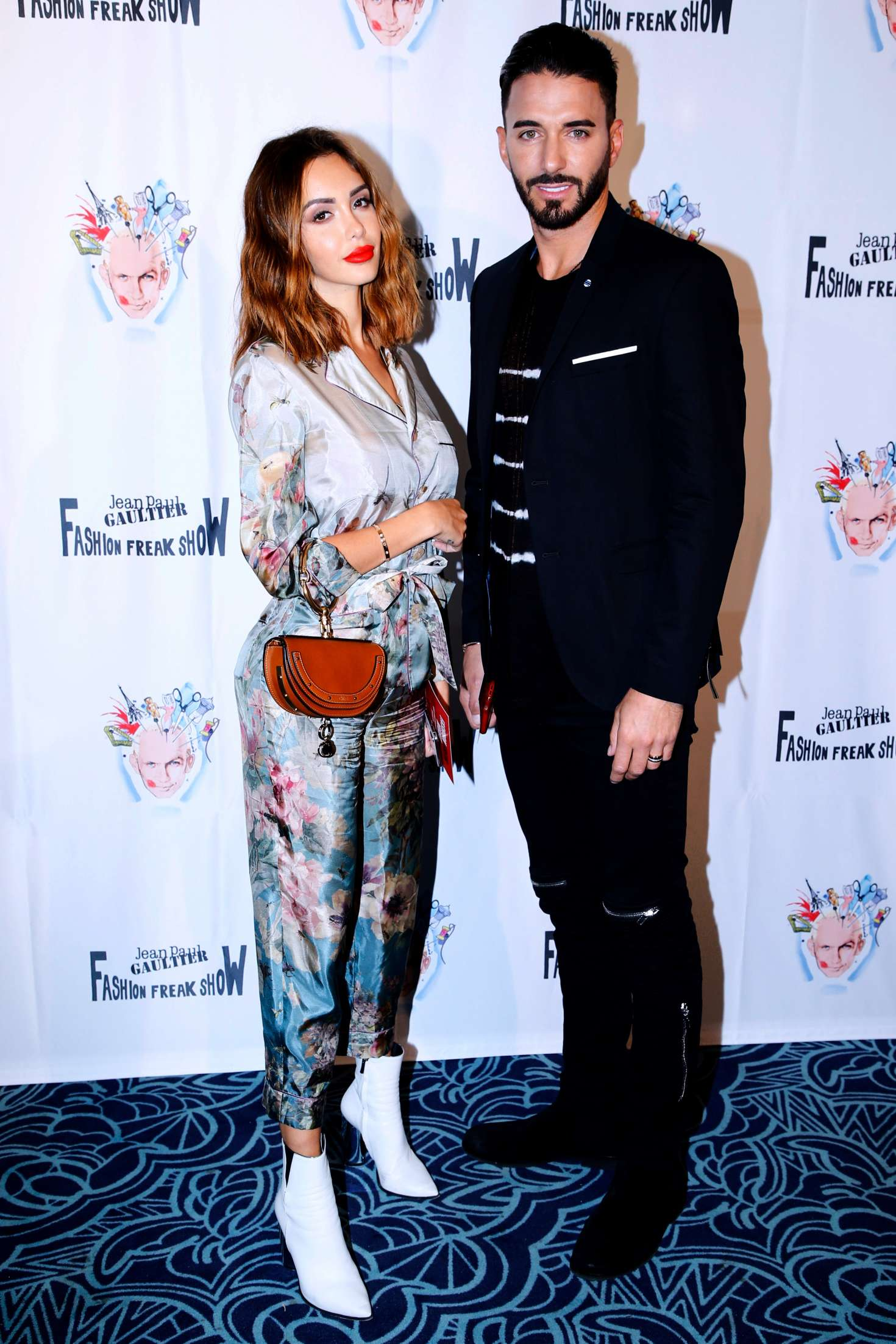 Nabilla Benattia 2018 : Nabilla Benattia: Fashion Freak Show in Paris -02