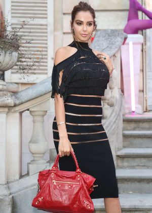 Nabilla Benattia - Jean-Paul Gaultier Scandal Discotheque Party in Paris