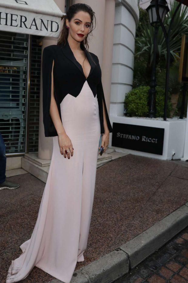 Nabilla Benattia - Out in Cannes