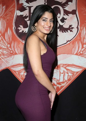 Nadia Ali - Headquarters Gentlemen's Club Presents the Feature Dance Debut of Nadia Ali in NY