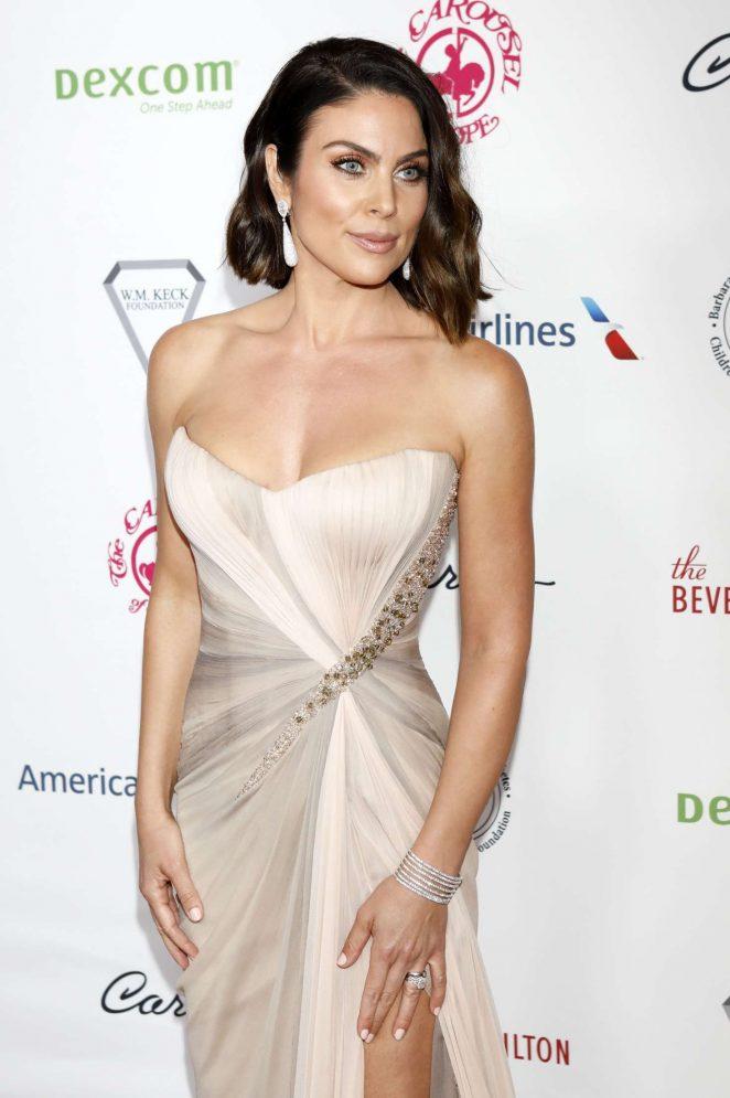Nadia Bjorlin - 2018 Carousel of Hope Ball in Beverly Hills