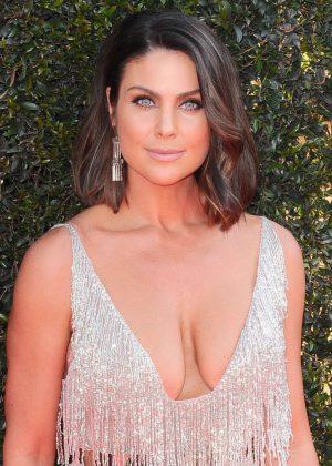 Nadia Bjorlin - 2018 Daytime Emmy Awards in Pasadena