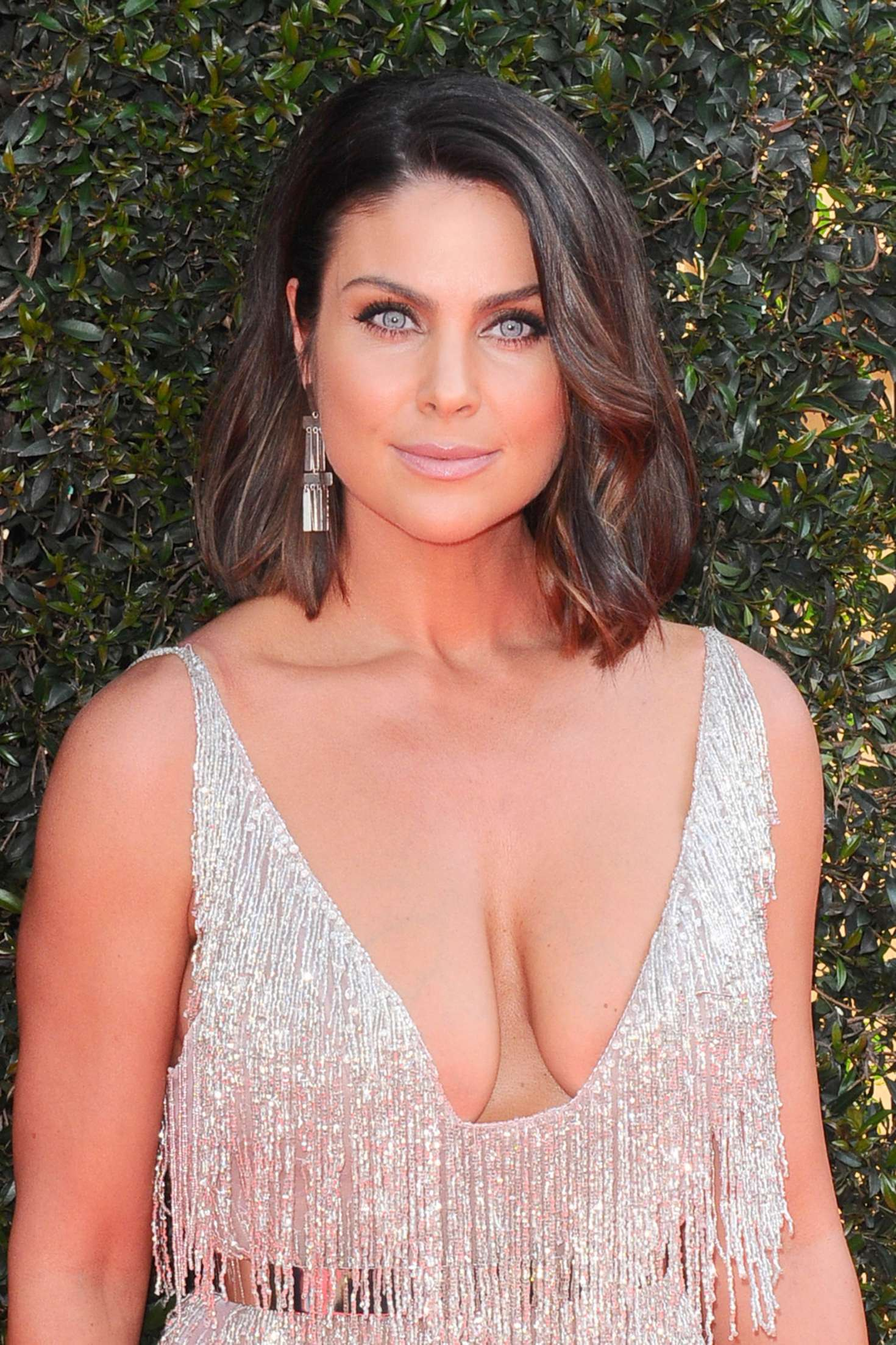 Nadia Bjorlin - 2018 Daytime Emmy Awards in Pasadena