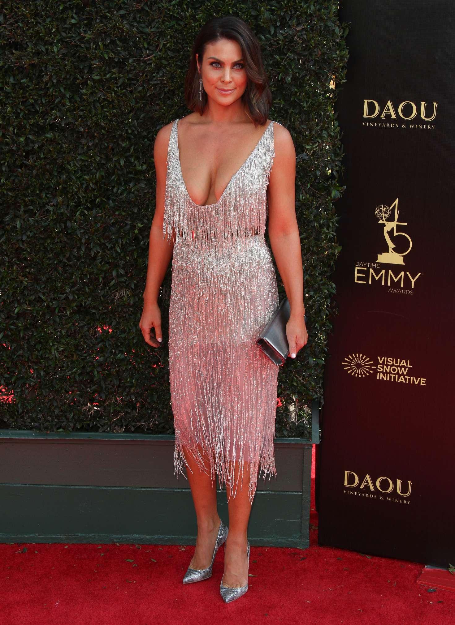 Nadia Bjorlin 2018 : Nadia Bjorlin: 2018 Daytime Emmy Awards -03