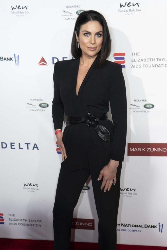 Nadia Bjorlin - Elizabeth Taylor Aids Foundation Event in Los Angeles
