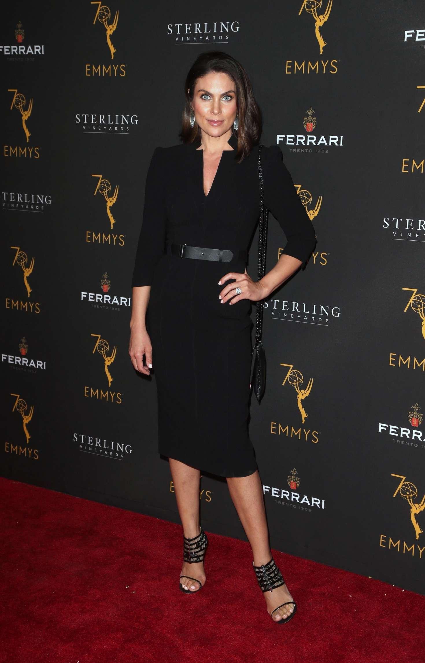 Nadia Bjorlin 2018 : Nadia Bjorlin: Television Academy Daytime Peer Group Emmy Celebration -05