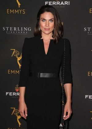 Nadia Bjorlin - Television Academy Daytime Peer Group Emmy Celebration in LA