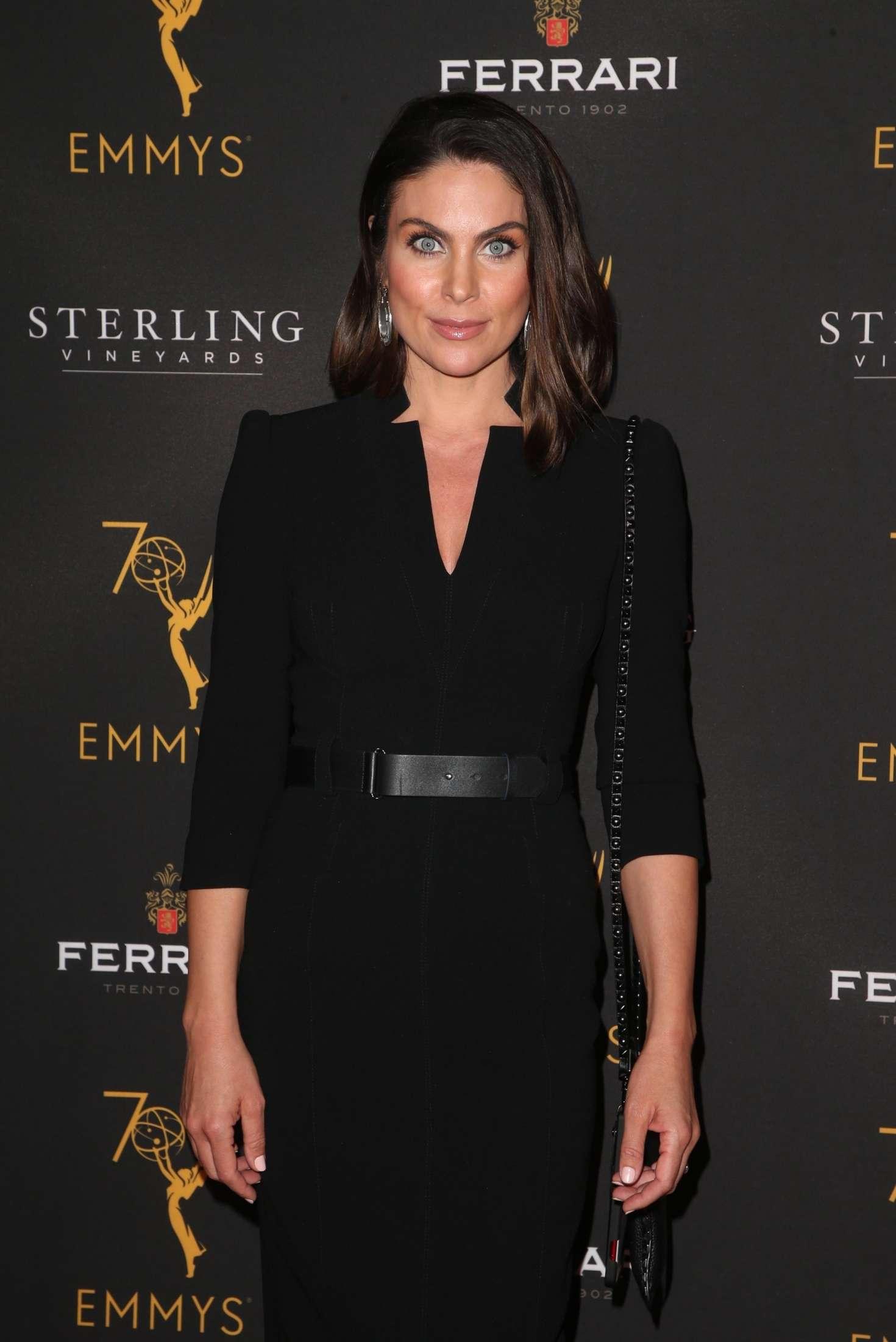Nadia Bjorlin - Television Academy Daytime Peer Group Emmy Celebration in LA