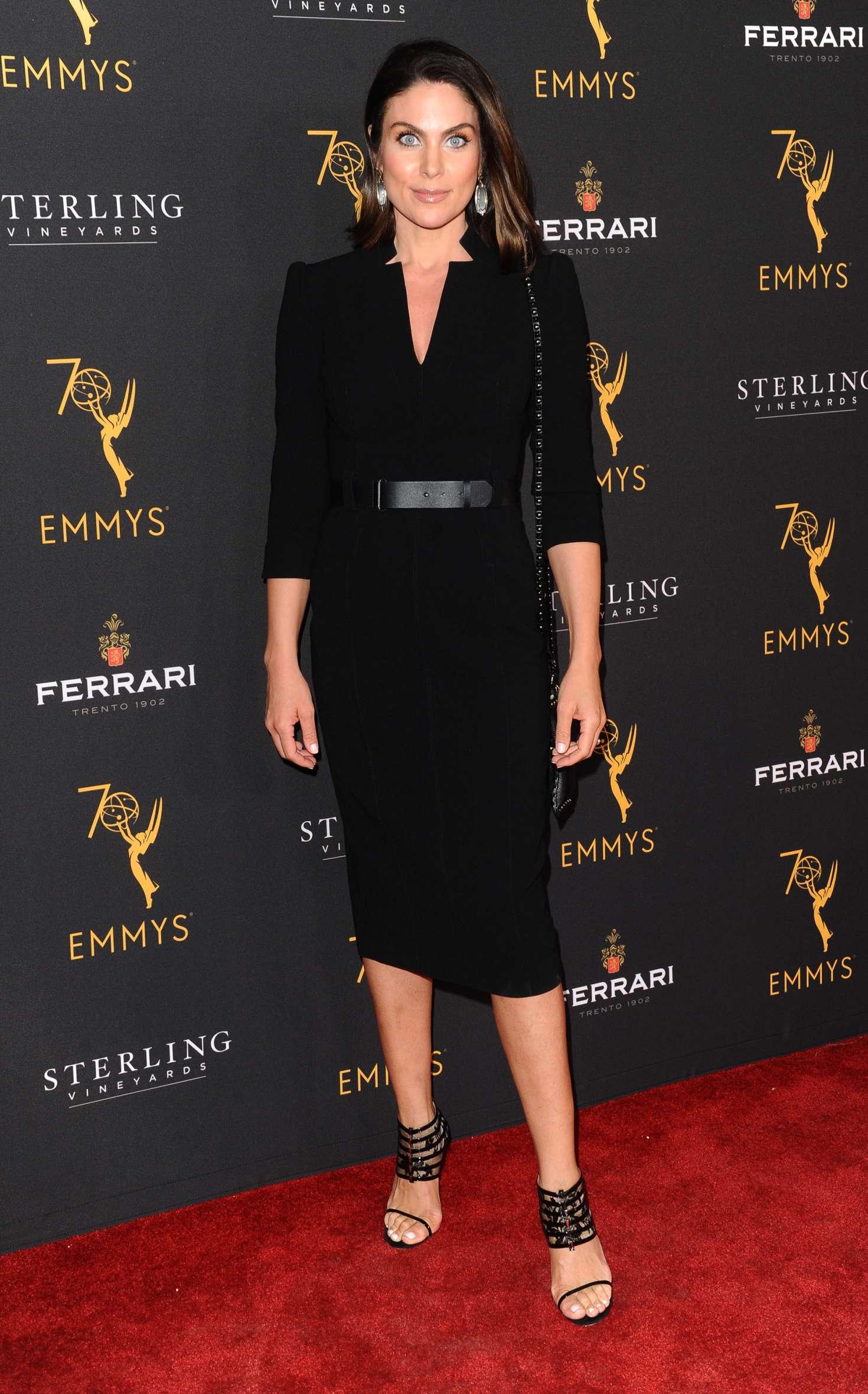 Nadia Bjorlin 2018 : Nadia Bjorlin: Television Academy Daytime Peer Group Emmy Celebration -07