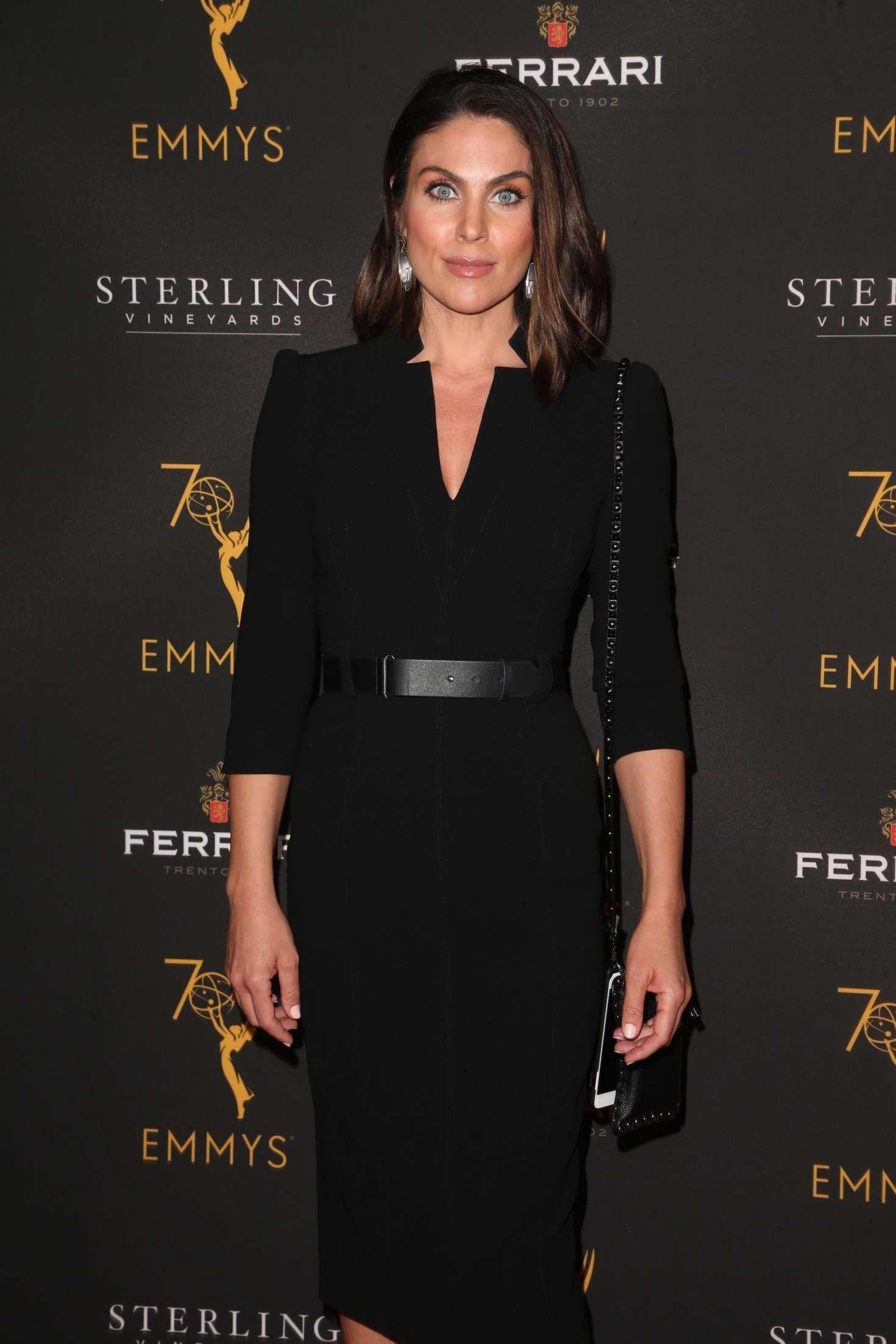 Nadia Bjorlin 2018 : Nadia Bjorlin: Television Academy Daytime Peer Group Emmy Celebration -09
