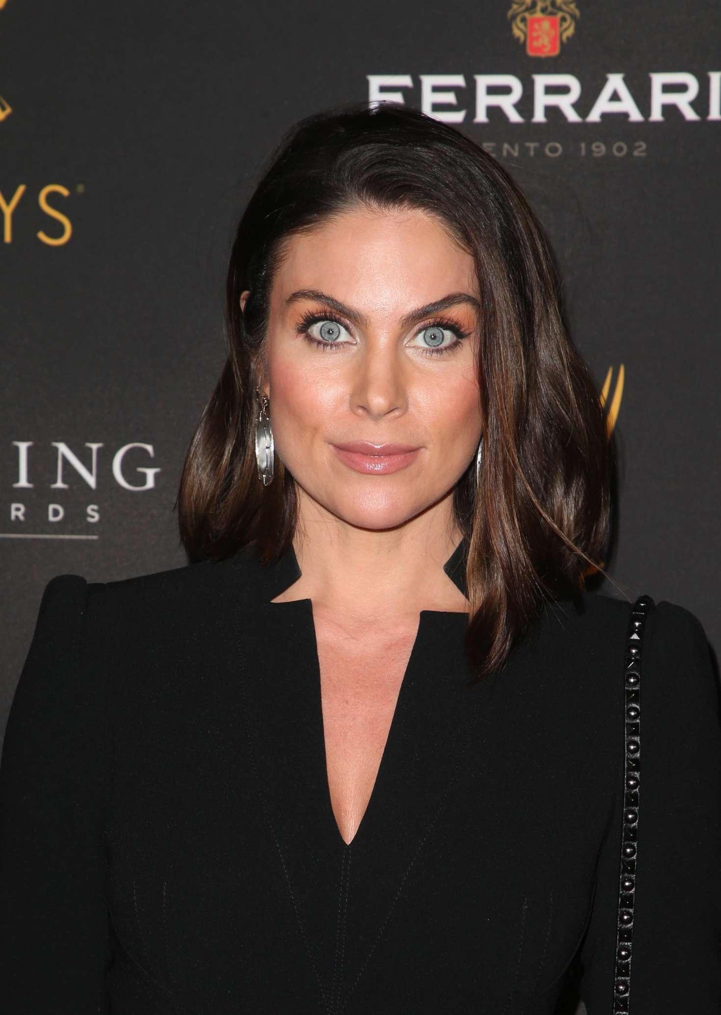 Nadia Bjorlin 2018 : Nadia Bjorlin: Television Academy Daytime Peer Group Emmy Celebration -10