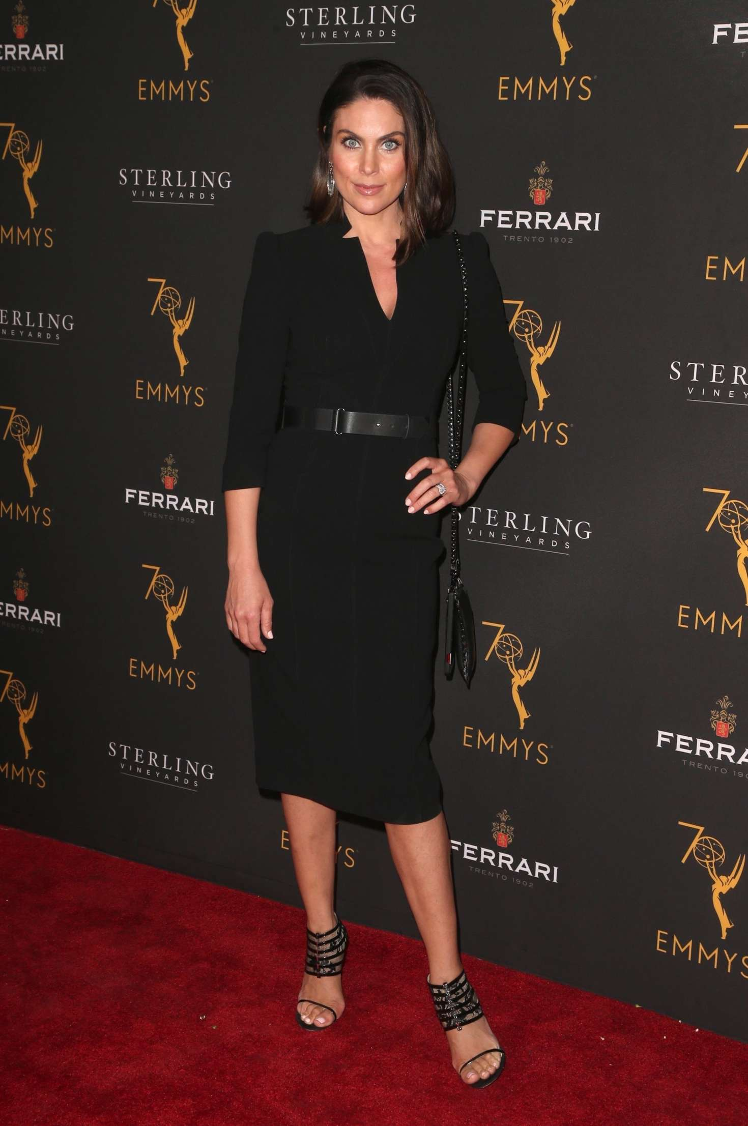 Nadia Bjorlin 2018 : Nadia Bjorlin: Television Academy Daytime Peer Group Emmy Celebration -11