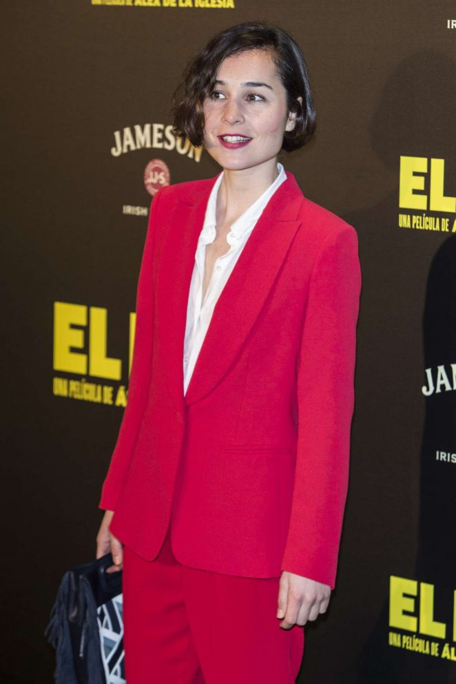Nadia de Santiago - 'El Bar' Premiere in Madrid