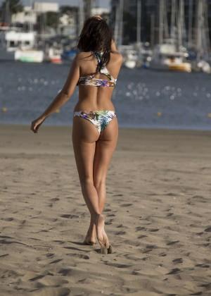Nadia Forde in Pink Bikini -30