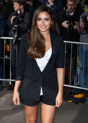 Nadia Forde - 2015 TRIC Awards in London