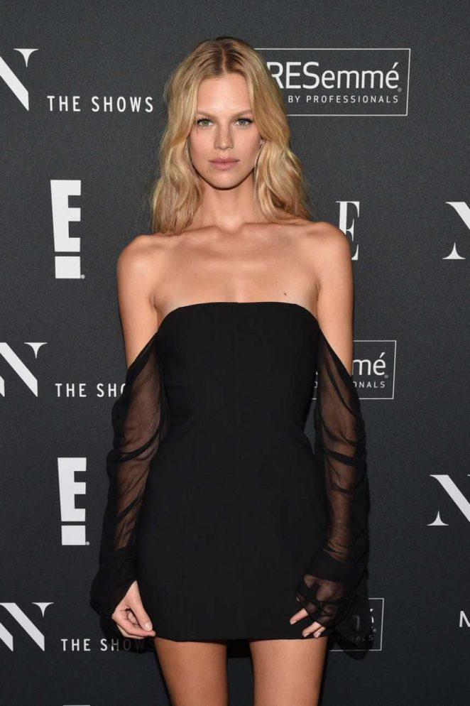 Nadine Leopold - E!, ELLE & IMG celebrate the Kick-Off To NYFW: The Shows in NYC
