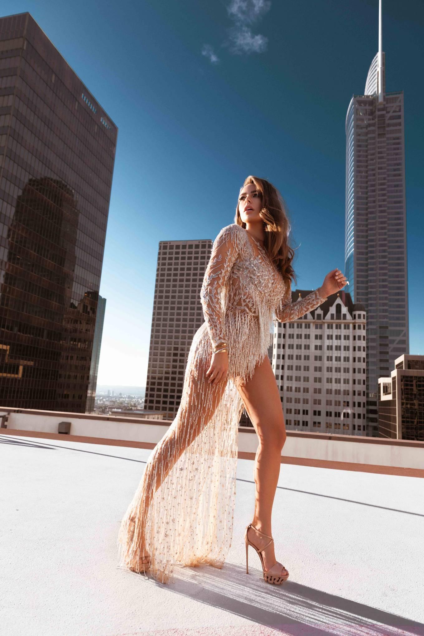 Nadine Mirada - The CiiN magazine (February 2020)
