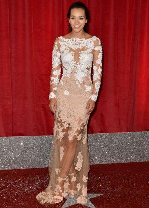 Nadine Mulkerrin - British Soap Awards 2017 in Manchester