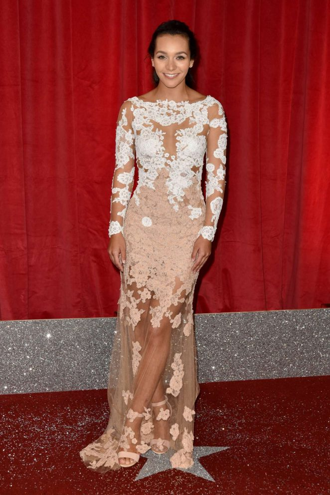 Nadine Mulkerrin - British Soap Awards 2017 in Manchester