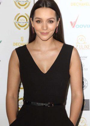 Nadine Mulkerrin - National Film Awards 2018 in London