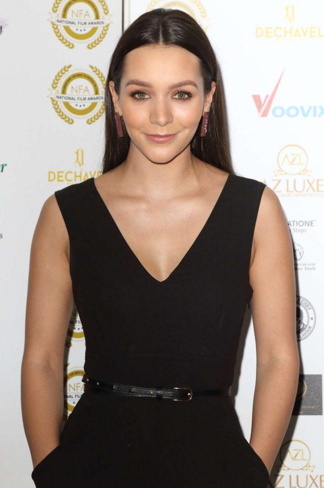 Nadine Mulkerrin – National Film Awards 2018 in London