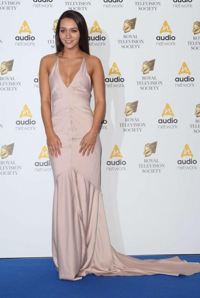 Nadine Mulkerrin: RTS Programme Awards 2017 -01