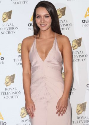 Nadine Mulkerrin - RTS Programme Awards 2017 in London