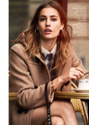 Nadja Bender - ELLE France Magazine (October 2015)