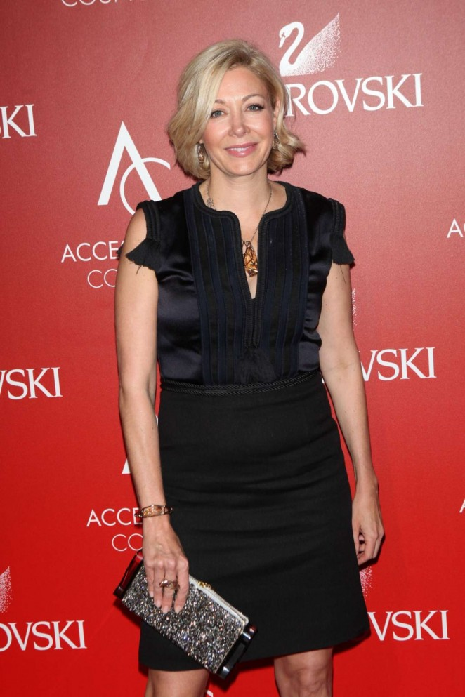 Nadja Swarovski - 2015 Accessories Council ACE Awards in NYC