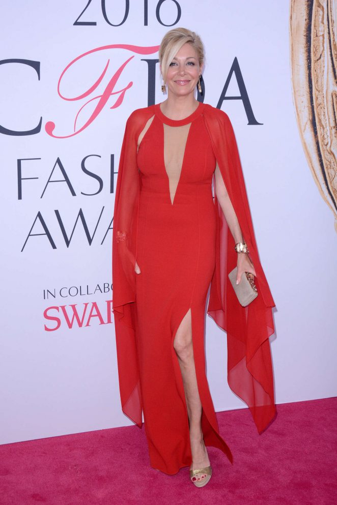 Nadja Swarovski - 2016 CFDA Fashion Awards in New York