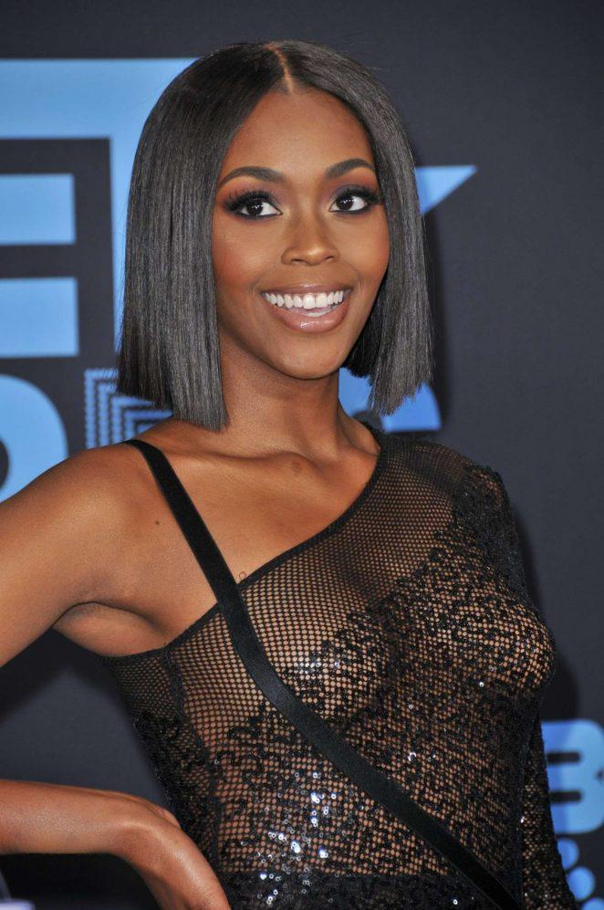 Nafessa Williams - 2017 BET Awards in Los Angeles