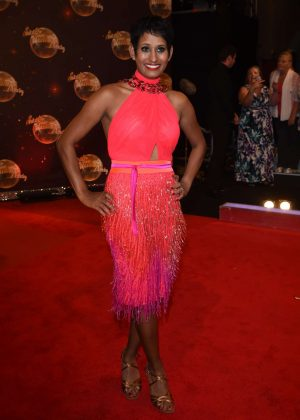 Naga Munchetty - Strictly Come Dancing Launch in London